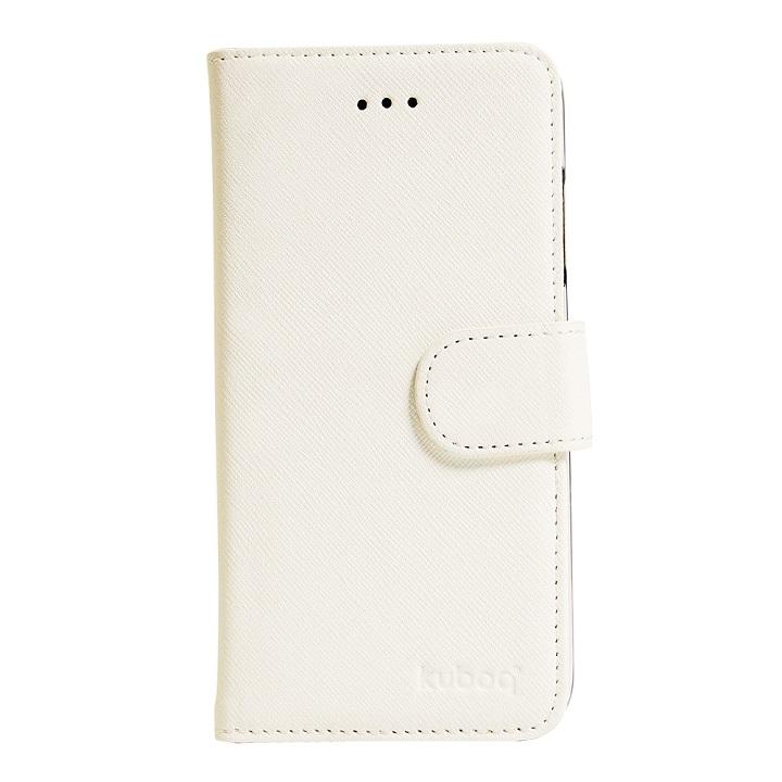 iPhone6s ケース ミラー付手帳型ケース ホワイト iPhone 6s_0