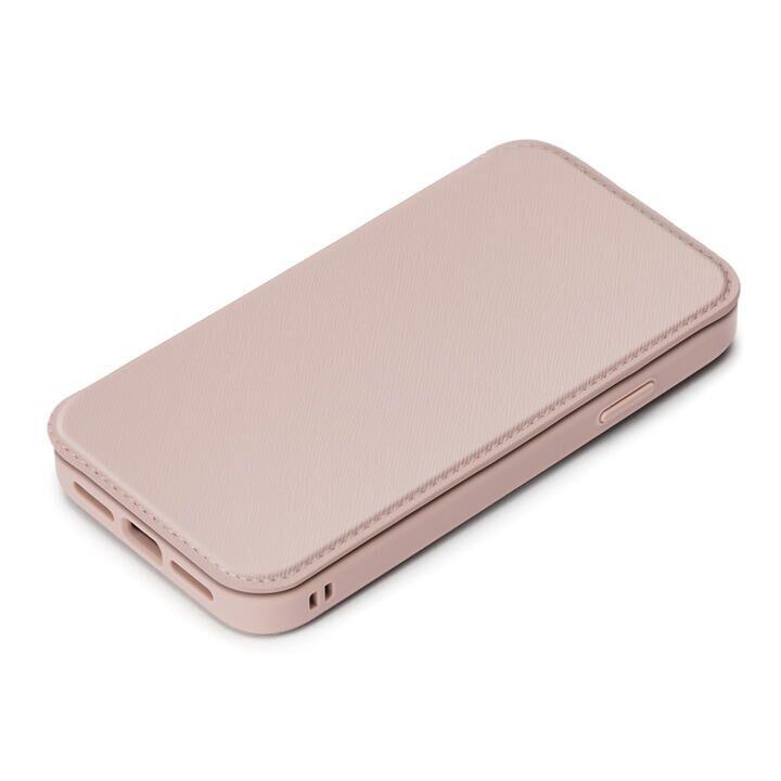 ガラスフリップケース ピンク iPhone 13_0