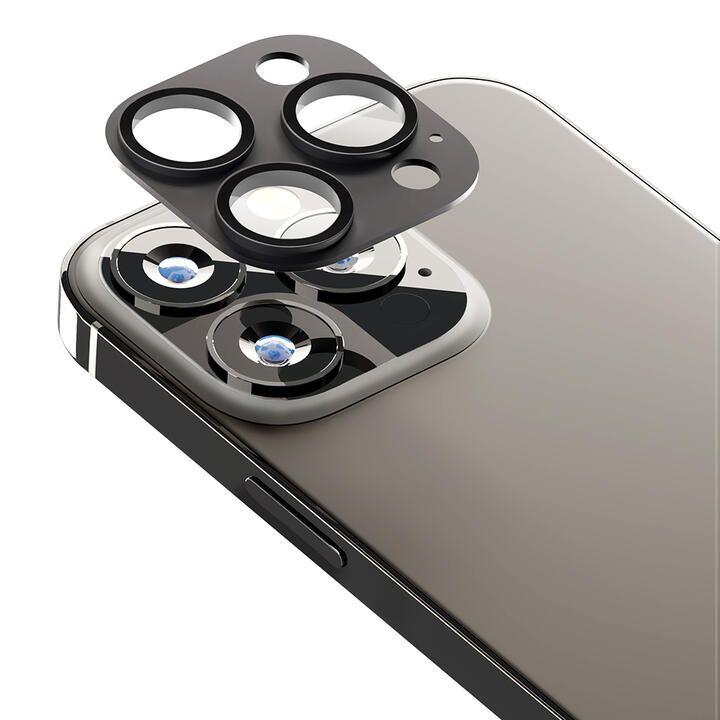 カメラレンズプロテクター ブラック iPhone 13 Pro_0