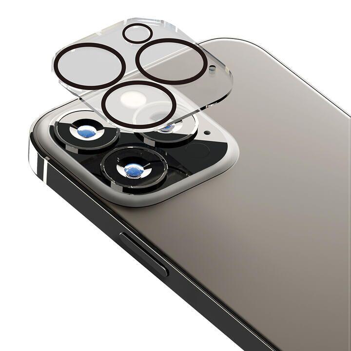 カメラレンズプロテクター クリア iPhone 13 Pro【9月下旬】_0