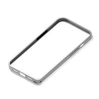 iPhone 13 Pro ケース アルミバンパー シルバー iPhone 13 Pro【11月上旬】