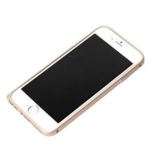 アルミバンパー ゴールド iPhone 6バンパー