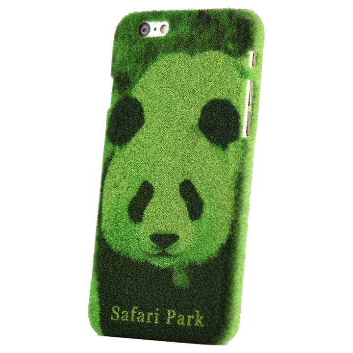 【iPhone6s/6ケース】Shibaful ケース パンダ iPhone 6s/6_0