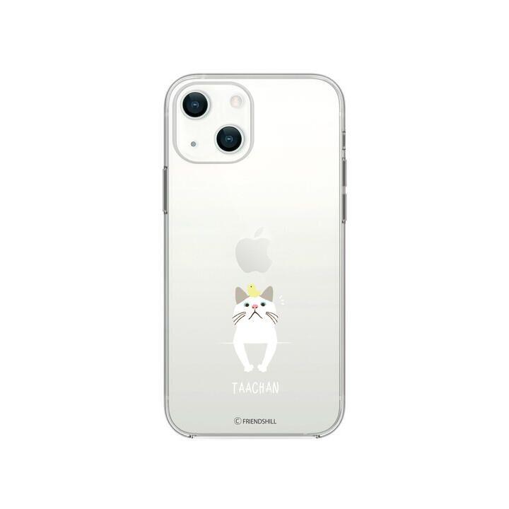 ターちゃんソフトケース 仲良し iPhone 13 mini【10月上旬】_0