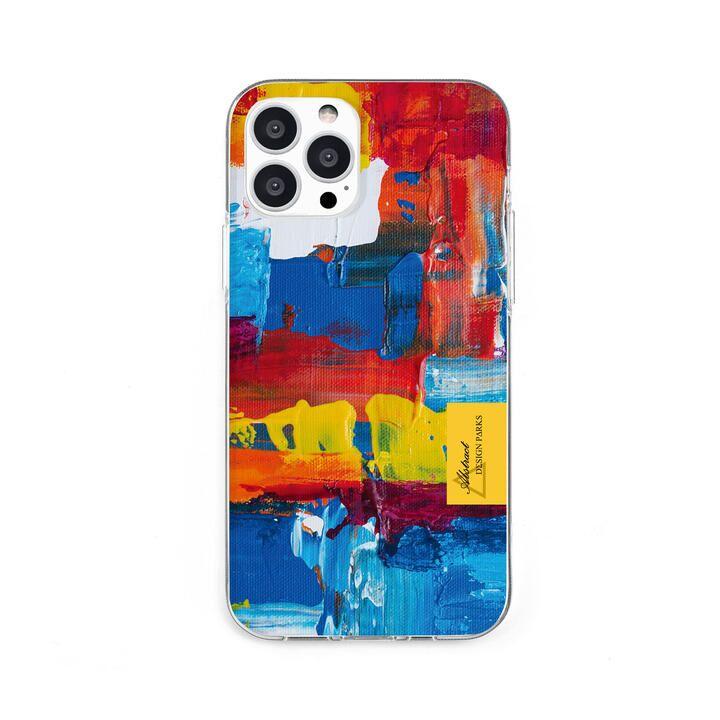 ソフトケース Painting Blending POP iPhone 13 Pro【10月上旬】_0