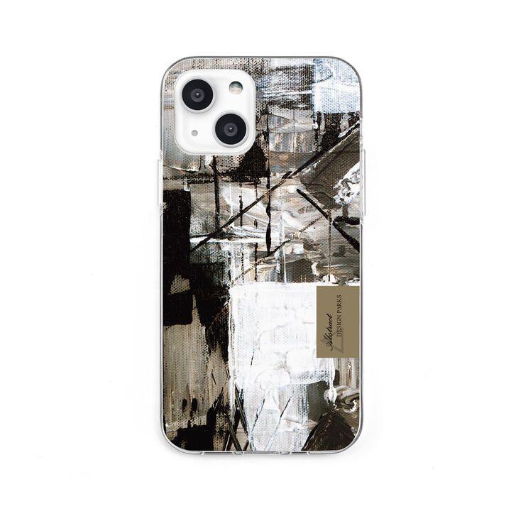 ソフトケース Painting Blending MONO iPhone 13【10月上旬】_0