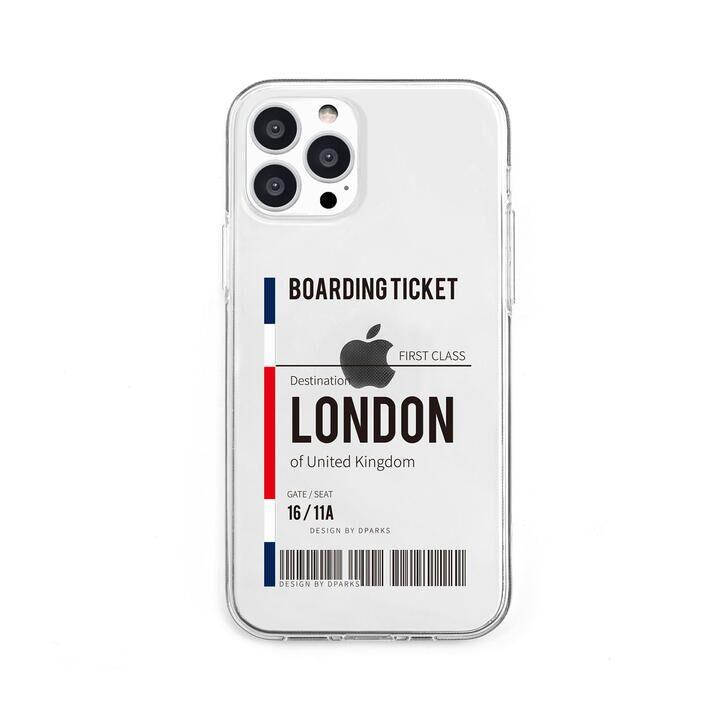ソフトクリアケース london iPhone 13 Pro【10月上旬】_0