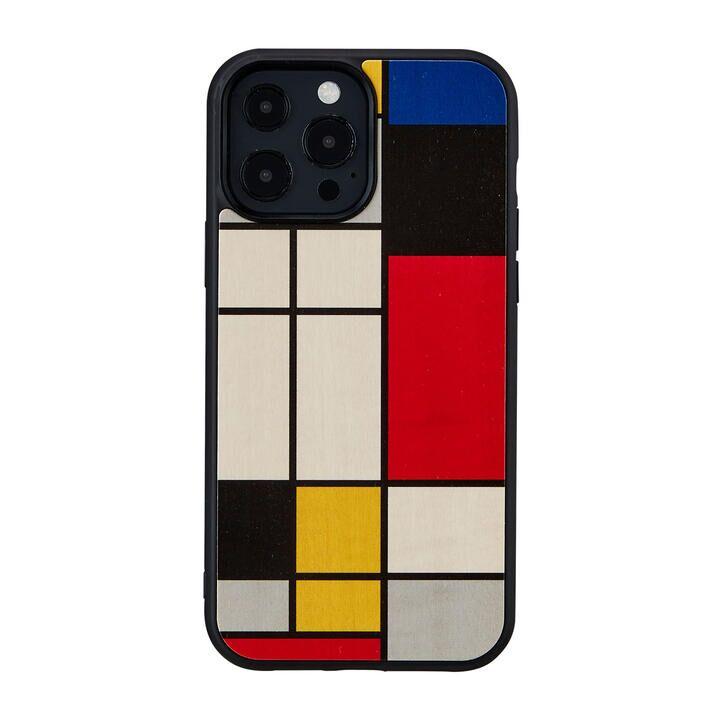 天然木ケース Mondrian Wood iPhone 13 Pro Max【10月上旬】_0
