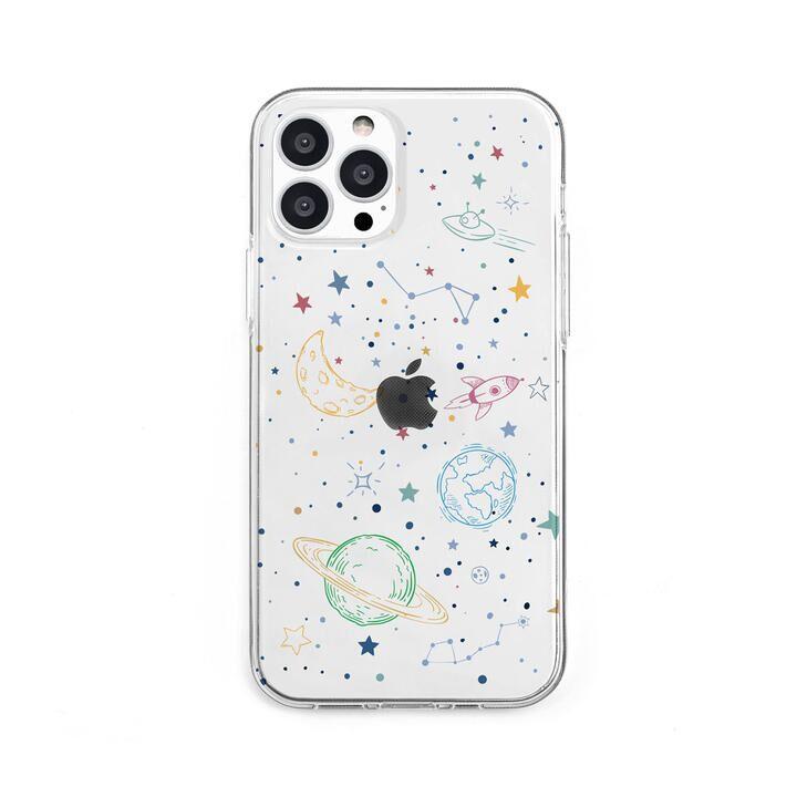 ソフトクリアケース COSMOS iPhone 13 Pro【10月上旬】_0