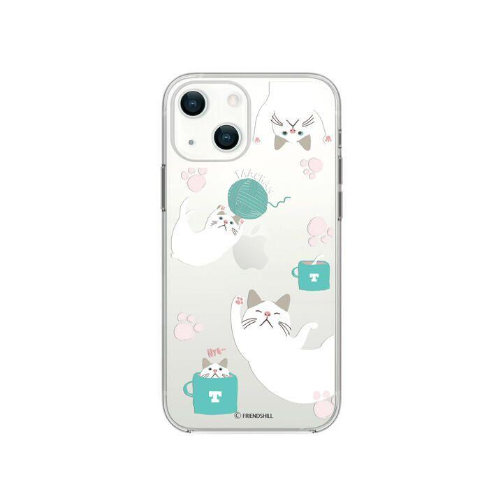 ターちゃんクリアケース 遊び iPhone 13 mini【10月上旬】_0