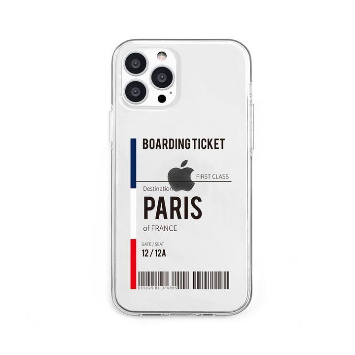 ソフトクリアケース Paris iPhone 13 Pro【10月上旬】_0