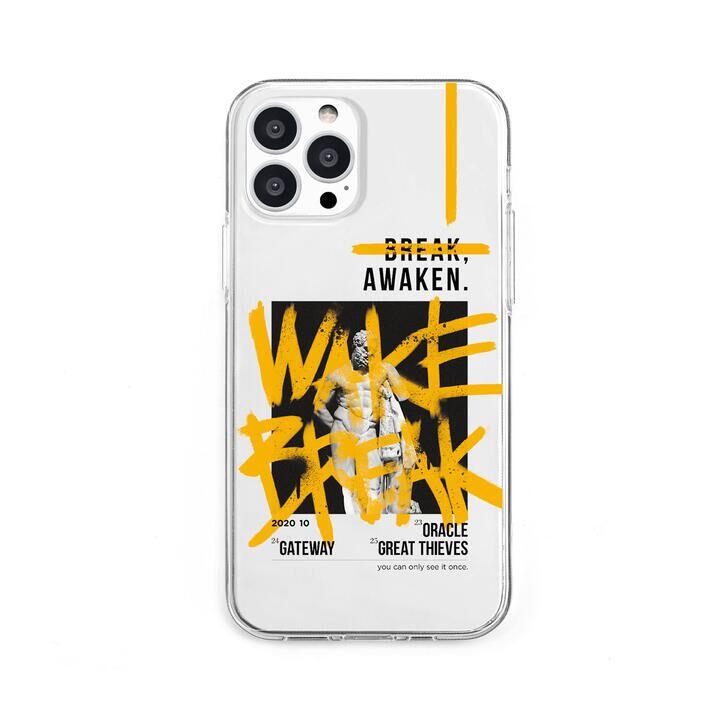 ソフトクリアケース AWAKEN YELLOW iPhone 13 Pro【10月上旬】_0