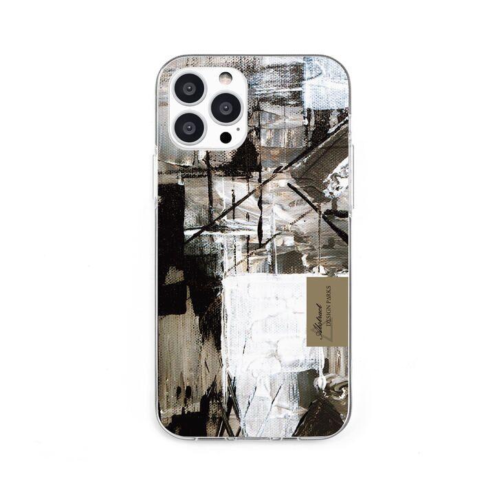 ソフトケース Painting Blending MONO iPhone 13 Pro【10月上旬】_0