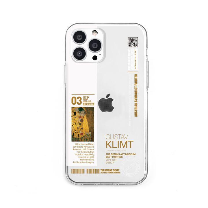 ソフトクリアケース クリムト iPhone 13 Pro【10月上旬】_0
