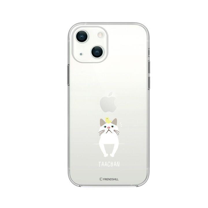 ターちゃんソフトケース 仲良し iPhone 13【10月上旬】_0