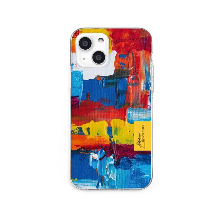 ソフトケース Painting Blending POP iPhone 13 mini【10月上旬】_0