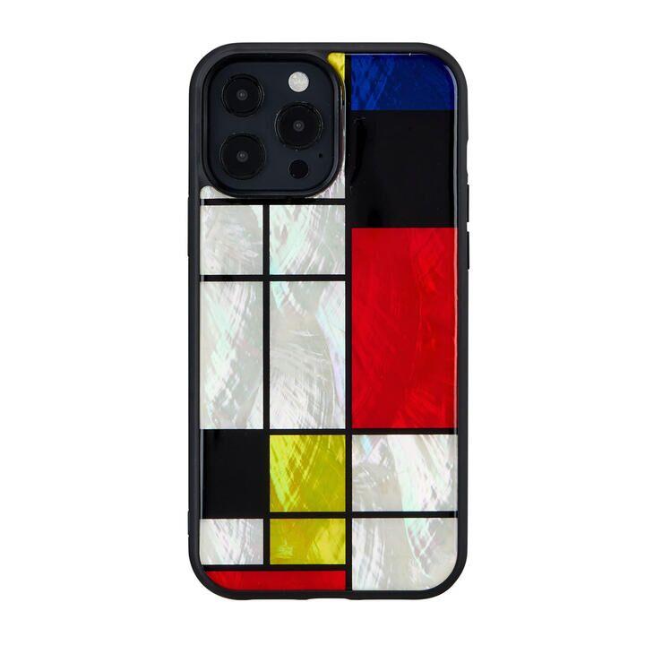 天然貝ケース Mondrian iPhone 13 Pro Max【10月上旬】_0