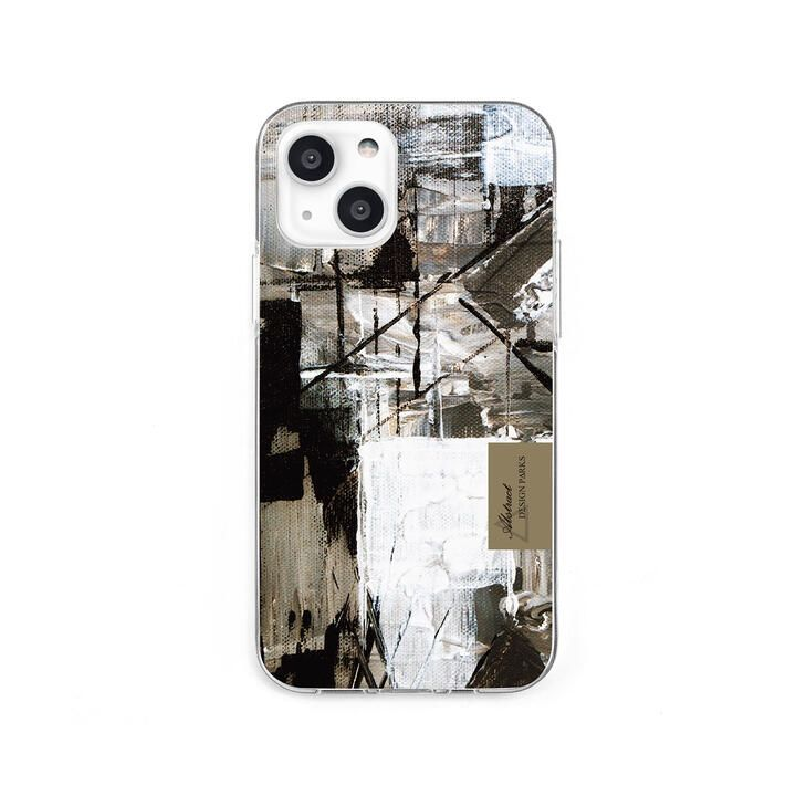 ソフトケース Painting Blending MONO iPhone 13 mini【10月上旬】_0