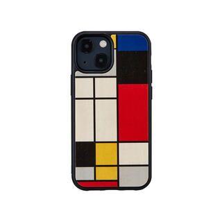 iPhone 13 mini (5.4インチ) ケース 天然木ケース Mondrian Wood iPhone 13 mini【10月下旬】