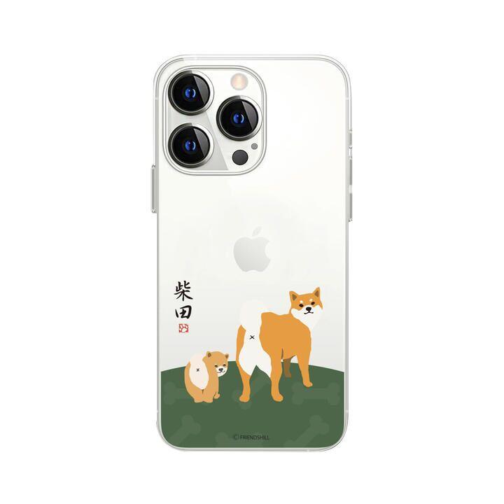 しばたさんクリアケース パトロール iPhone 13 Pro【10月上旬】_0