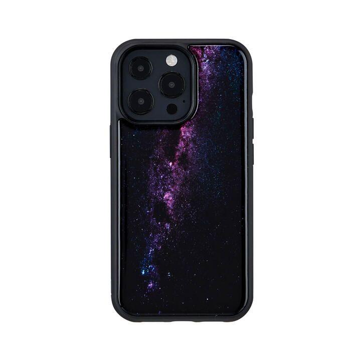 天然貝ケース Milky way iPhone 13 Pro【10月上旬】_0