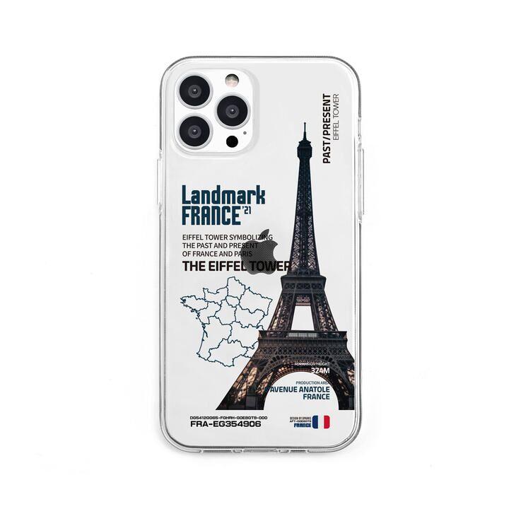 ソフトクリアケース LANDMARK-FRANCE iPhone 13 Pro【10月上旬】_0