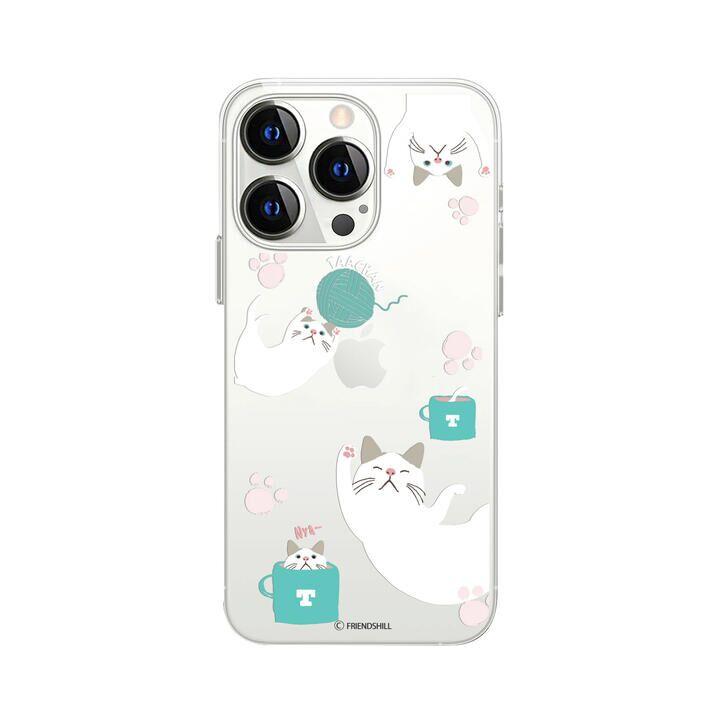 ターちゃんクリアケース 遊び iPhone 13 Pro【10月上旬】_0