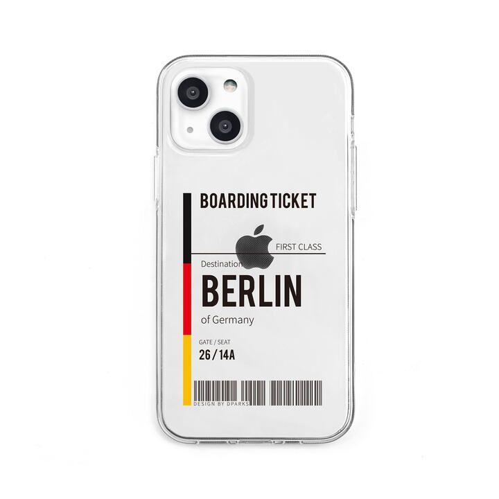 ソフトクリアケース berlin iPhone 13【10月下旬】_0