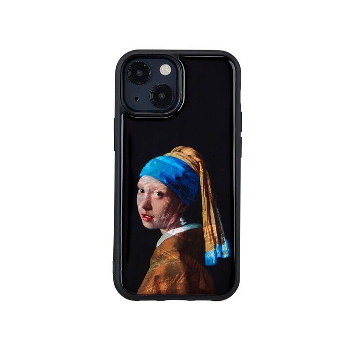 天然貝ケース 真珠の耳飾りの少女 iPhone 13 mini【10月上旬】_0
