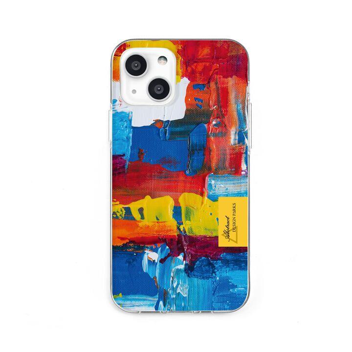 ソフトケース Painting Blending POP iPhone 13【10月上旬】_0