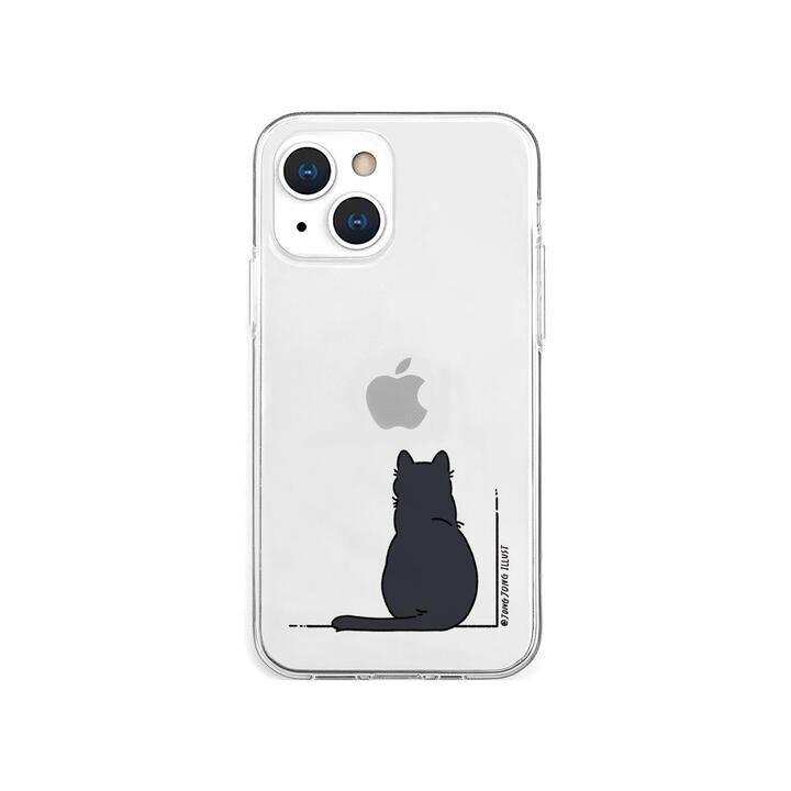 ソフトクリアケース KURONEKO iPhone 13 mini【10月下旬】_0