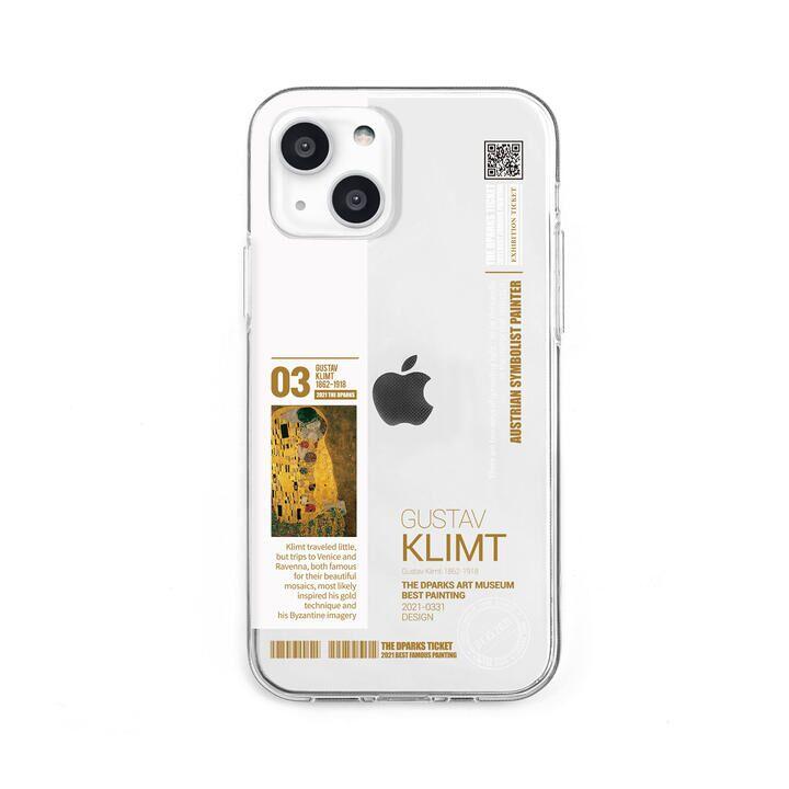 ソフトクリアケース クリムト iPhone 13【10月下旬】_0