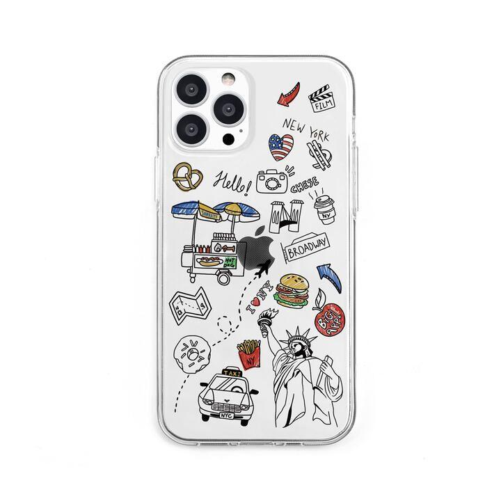 ソフトクリアケース I LOVE NEWYORK iPhone 13 Pro【10月上旬】_0