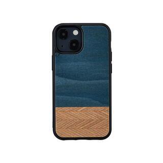 iPhone 13 mini (5.4インチ) ケース 天然木ケース Denim iPhone 13 mini【10月下旬】