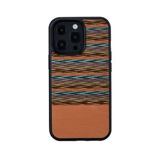 iPhone 13 Pro ケース 天然木ケース Browny Check iPhone 13 Pro【10月下旬】