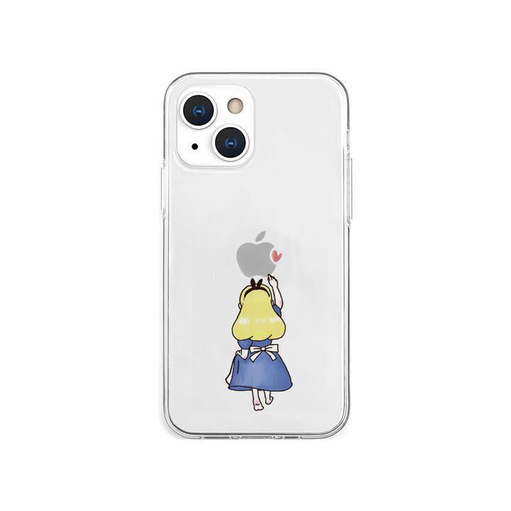 ソフトクリアケース アリス iPhone 13 mini【10月下旬】_0