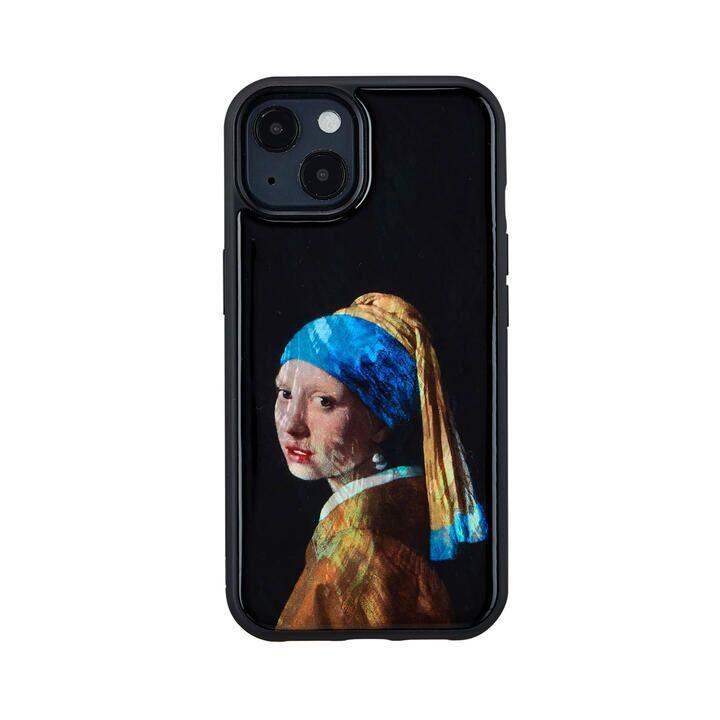 天然貝ケース 真珠の耳飾りの少女 iPhone 13【10月上旬】_0