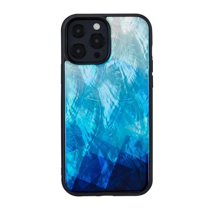 天然貝ケース Blue Lake iPhone 13 Pro Max【10月上旬】_0