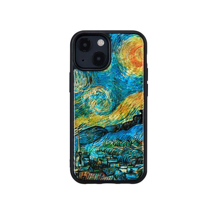 天然貝ケース 星月夜 iPhone 13 mini【10月上旬】_0