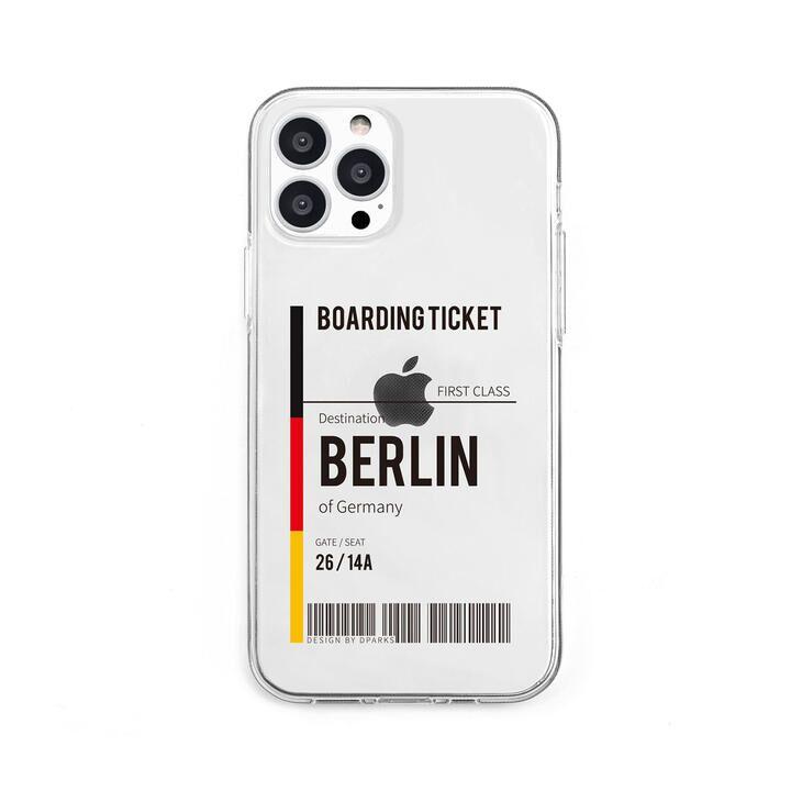 ソフトクリアケース berlin iPhone 13 Pro【10月上旬】_0