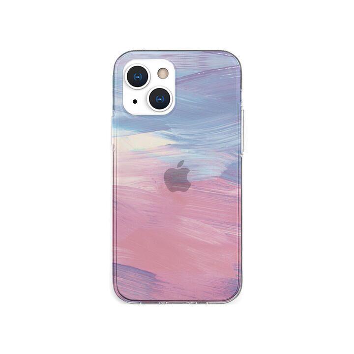 ソフトクリアケース PINK pastel iPhone 13 mini【10月上旬】_0