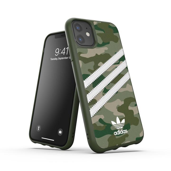 iPhone 11 ケース adidas Originals Moulded Case SAMBA ROSE FW19 iPhone 11 Raw Green_0