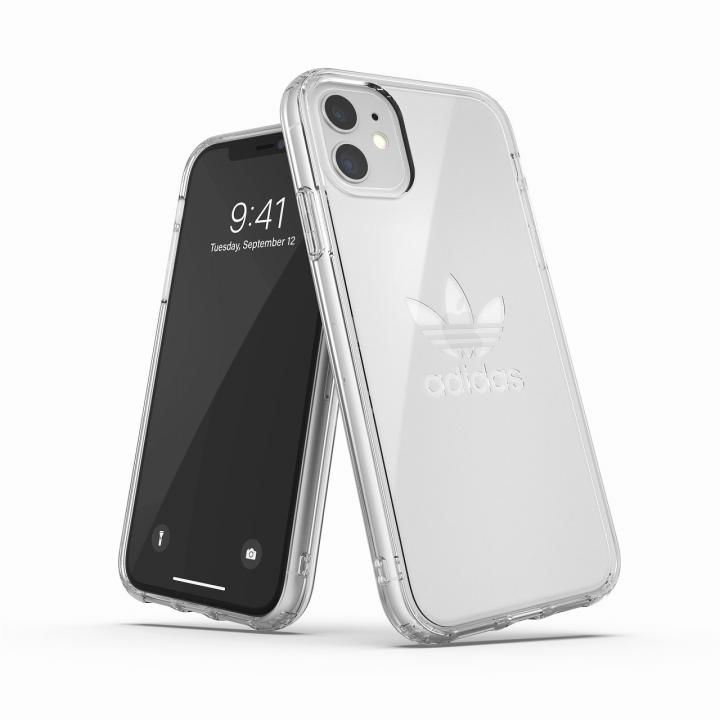 iPhone 11 ケース adidas Originals Protective Clear Case Big Logo FW19 iPhone 11 Clear_0