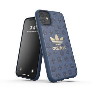 iPhone 11 ケース adidas Originals Moulded Case SHIBORI FW19 iPhone 11 Ink