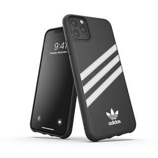 iPhone 11 Pro Max ケース adidas Originals Moulded Case SAMBA FW19 iPhone 11 Pro Max Black/White