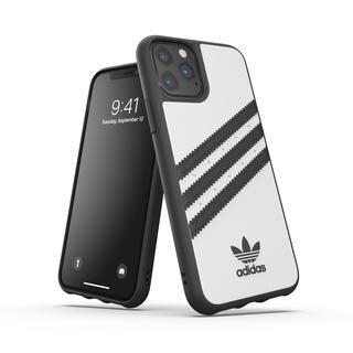 iPhone 11 Pro ケース adidas Originals Moulded Case SAMBA FW19 iPhone 11 Pro White/Black