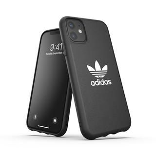 iPhone 11 ケース adidas Originals Moulded Case BASIC FW19 iPhone 11 Black/White