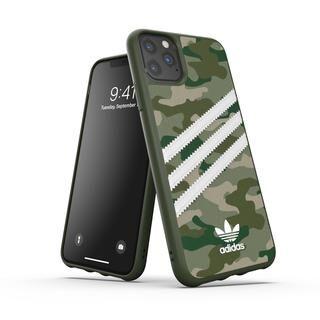 iPhone 11 Pro Max ケース adidas Originals Moulded Case SAMBA ROSE FW19 iPhone 11 Pro Max Raw Green