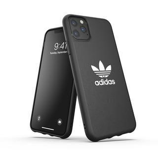 iPhone 11 Pro Max ケース adidas Originals Moulded Case BASIC FW19 iPhone 11 Pro Max Black/White
