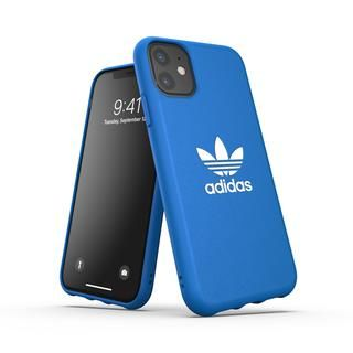 iPhone 11 ケース adidas Originals Moulded Case BASIC FW19 iPhone 11 Bluebird/White